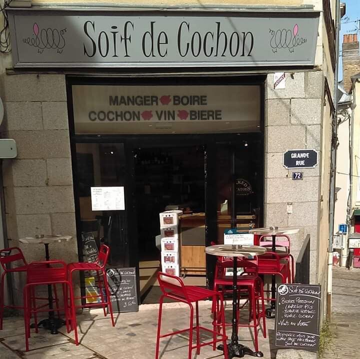 Restaurant and Bar for sale in France