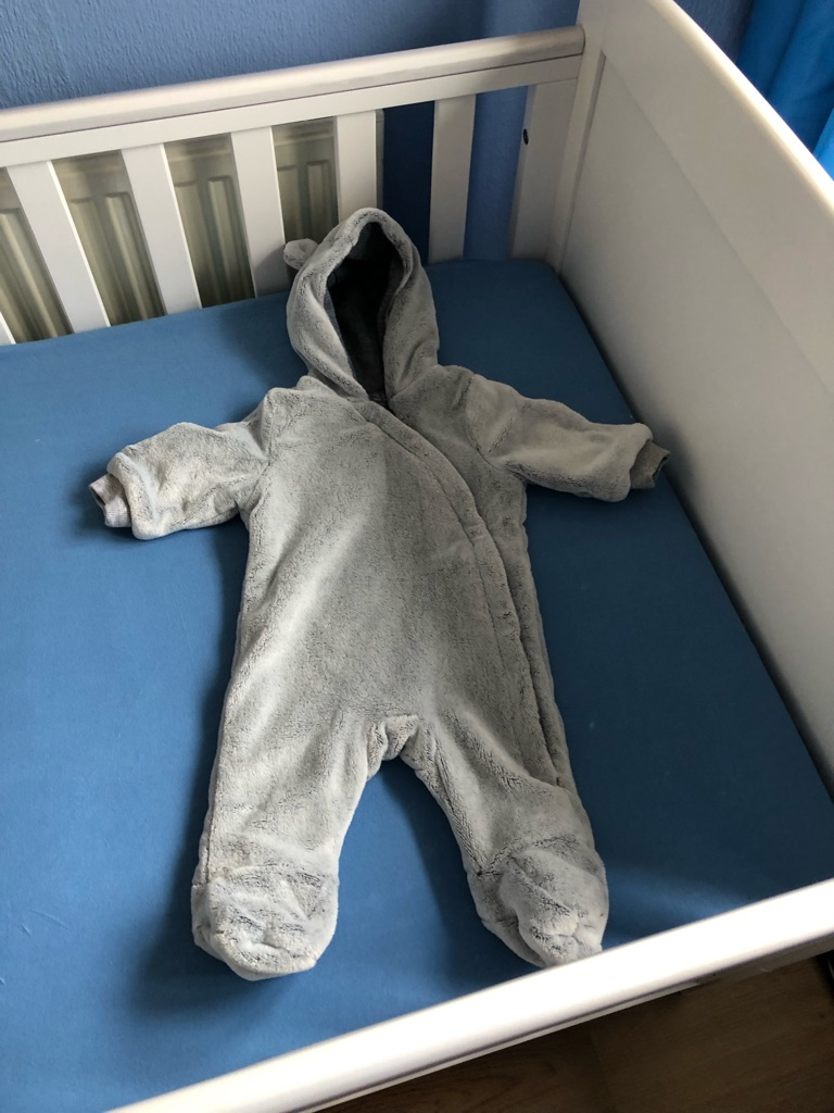 Boy's clothes- Size Up to 3 months.