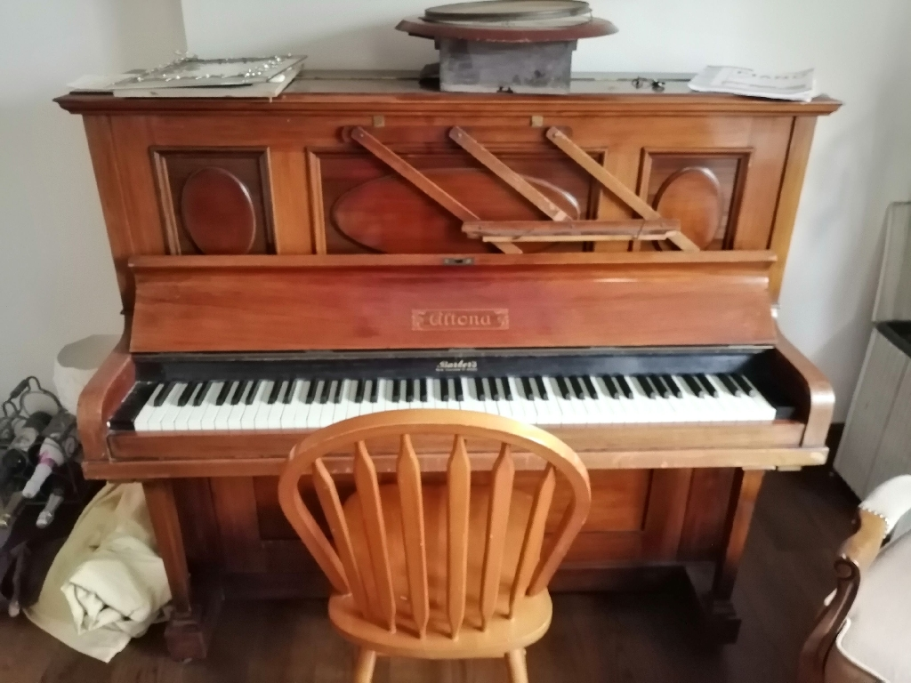 Barkers piano for sale