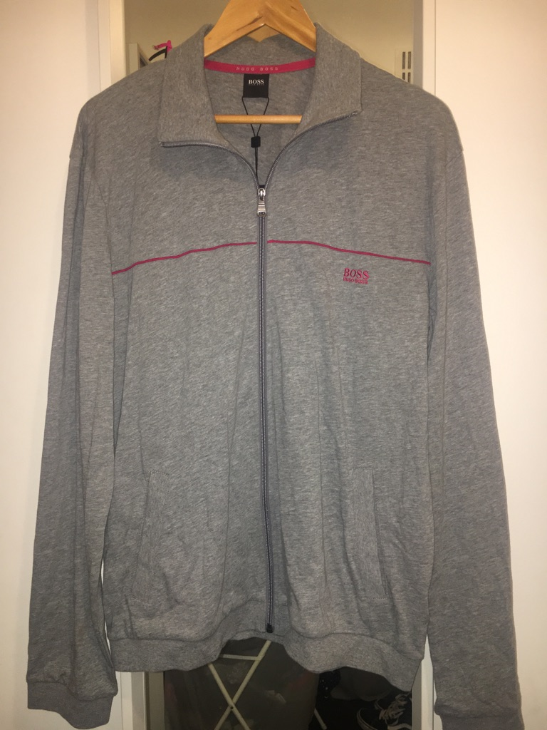 Men's Hugo Boss Zip Up Jacket