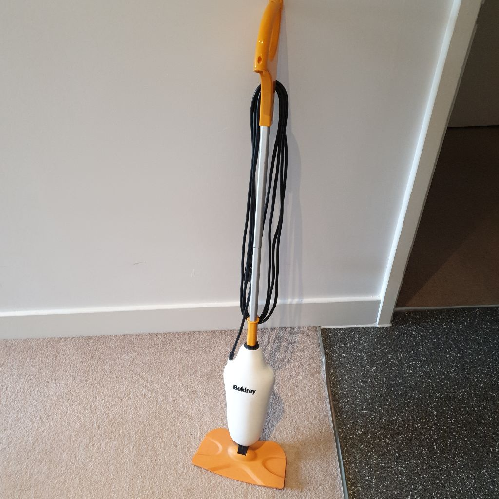 Used Beldray Steam cleaner