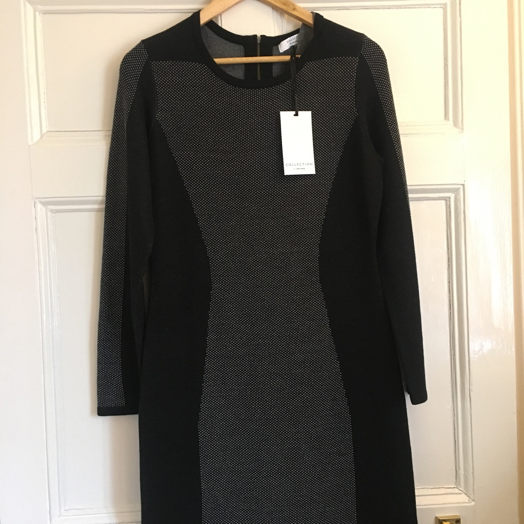 Knitted dress size 12