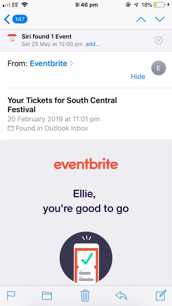 Saturday VIP South Central Festival Ticket