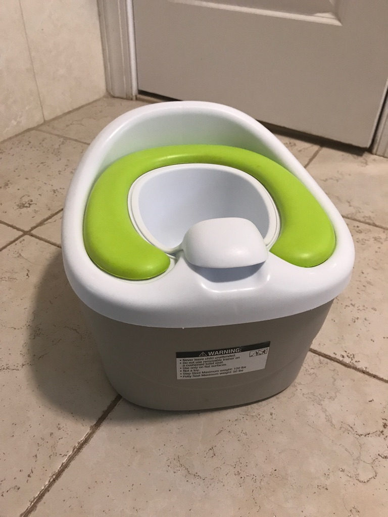 Babies r us 3 in 1 potty seat