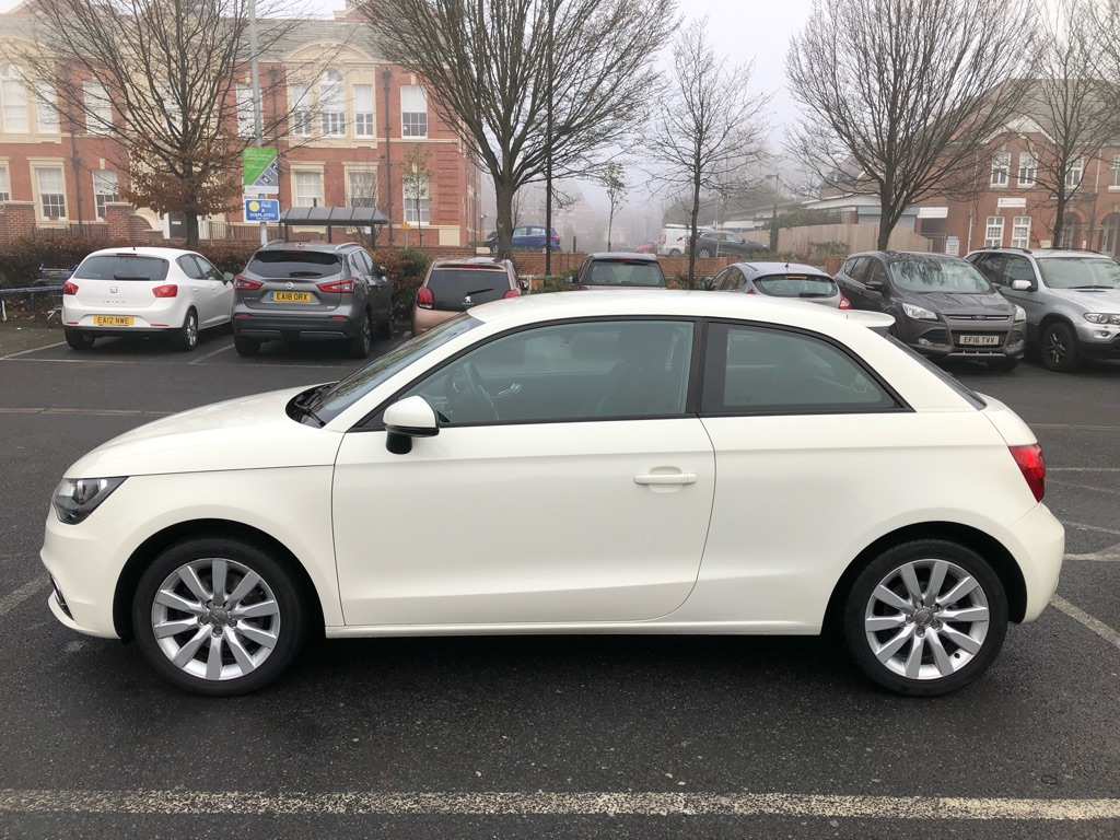 Audi A1 TFSI SPORT 1.4 3dr