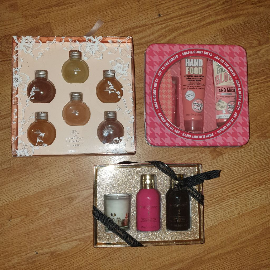3 x Unopened Gift Sets