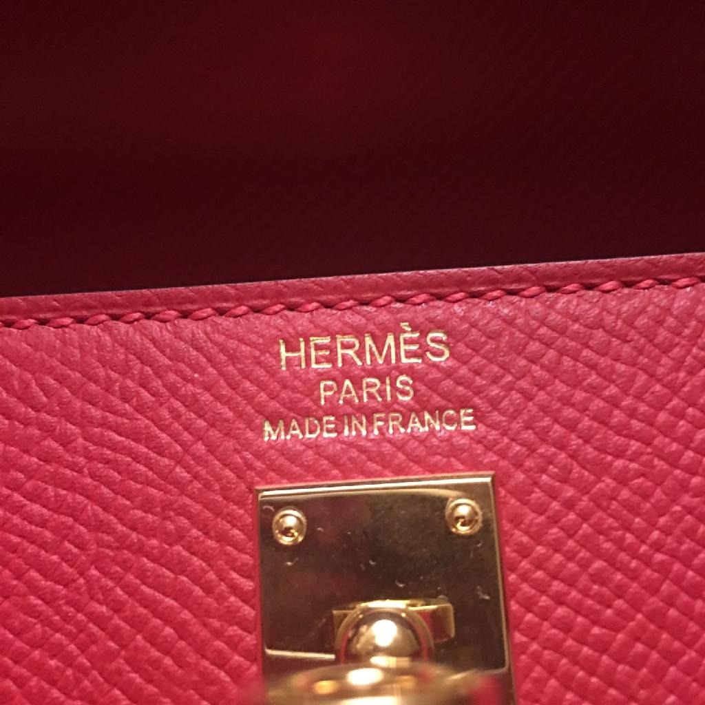 Hermes kelly 25cm