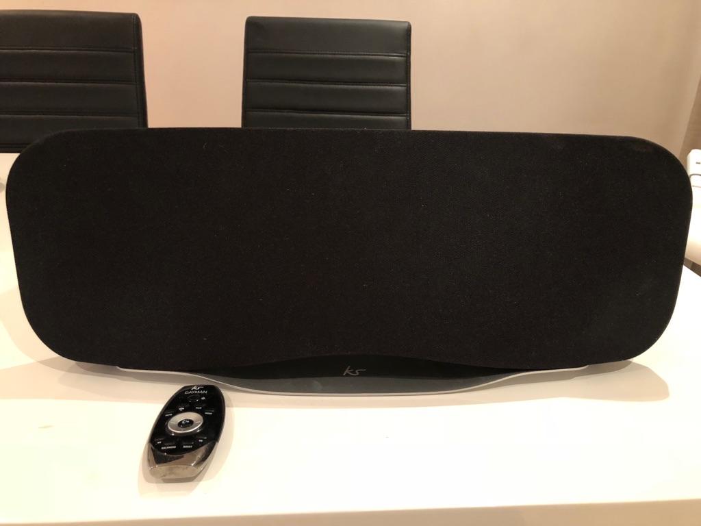 KS cayman wireless sound system
