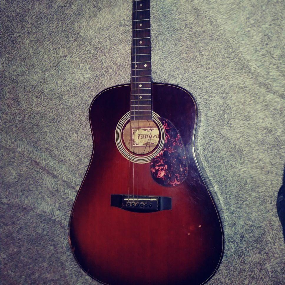 Tanara guitar