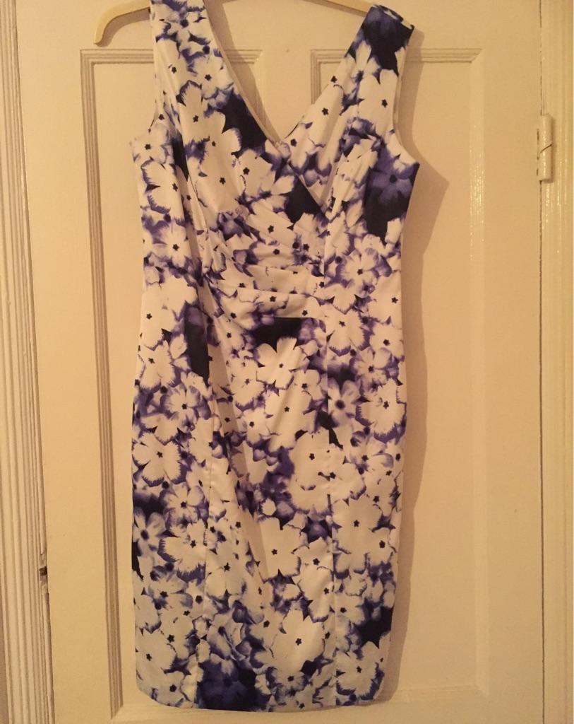 """Occasion dress from """"Kaliko"""" John Lewis size 12"""