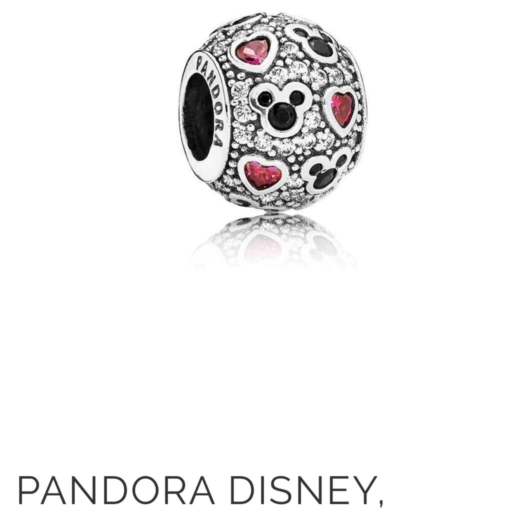 Genuine Disney Mickey Mouse Pandora Charm