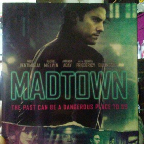 Madtown DVD