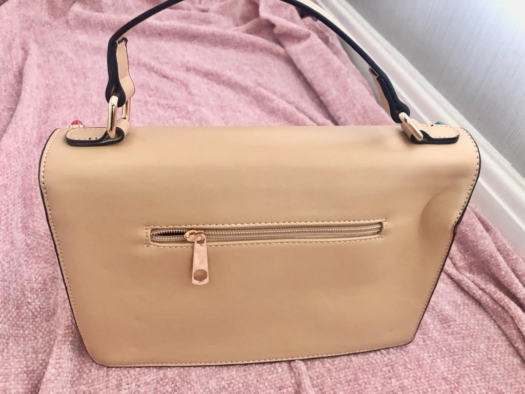 Valentino women's beige bag