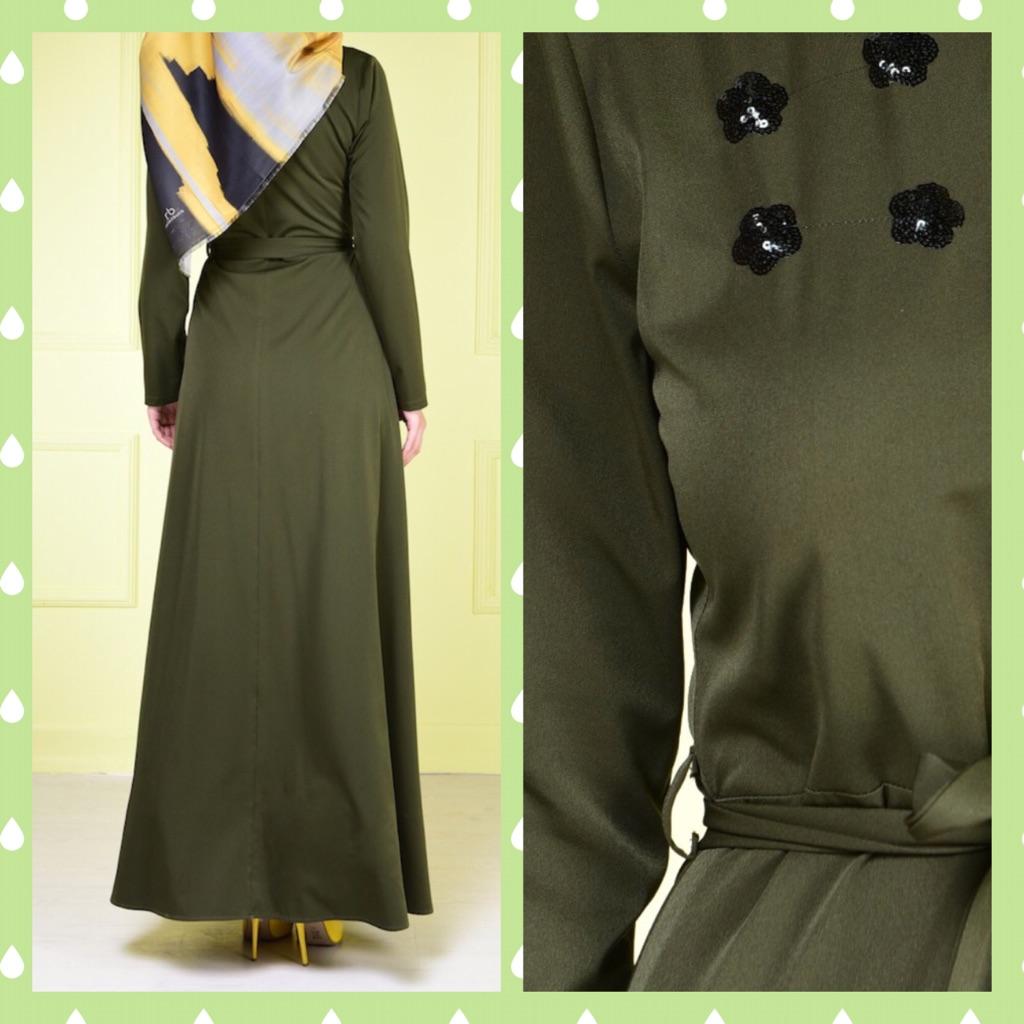 Juniper Green Dress