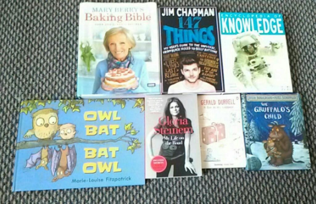 Books bundle