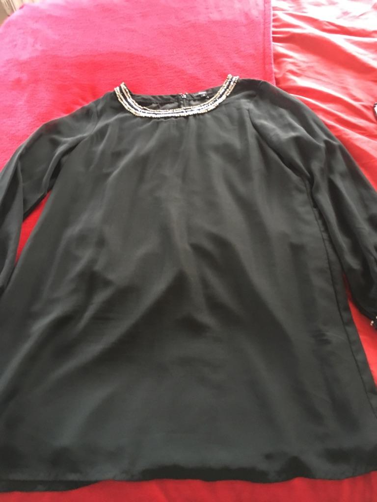 Little black dress size 18
