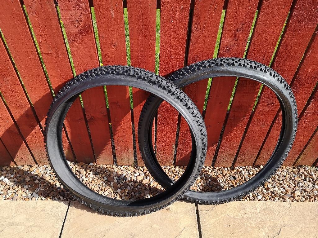 Schwalbe Smart Sam MTB tyres