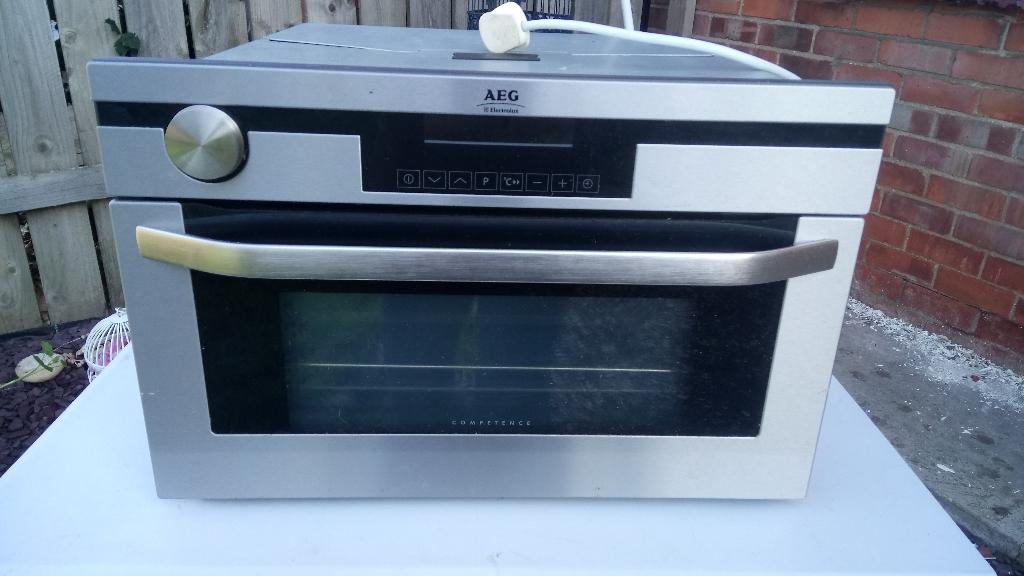 AEG Steam / Bake Oven