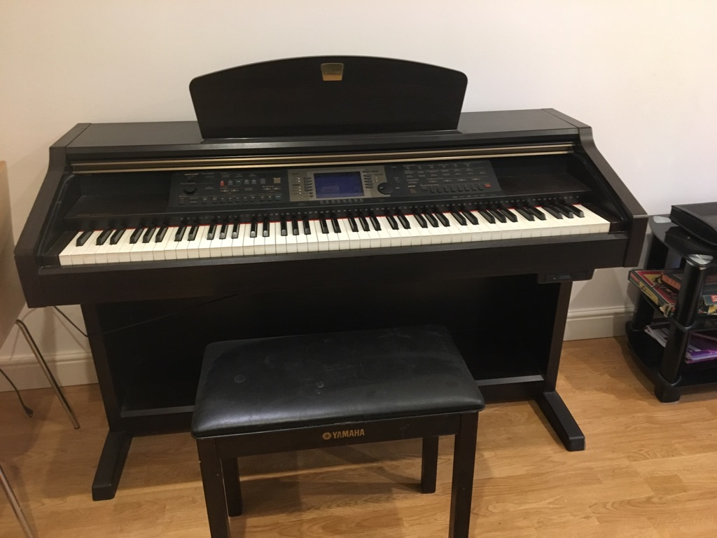 Yamaha Clavinova digital piano