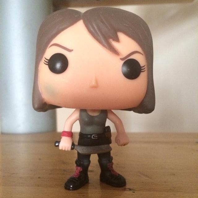 Maggie pop figure