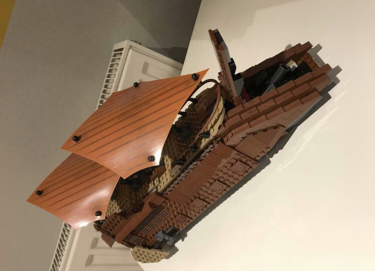 Lego Star Wars: Jabbas Sail Barge