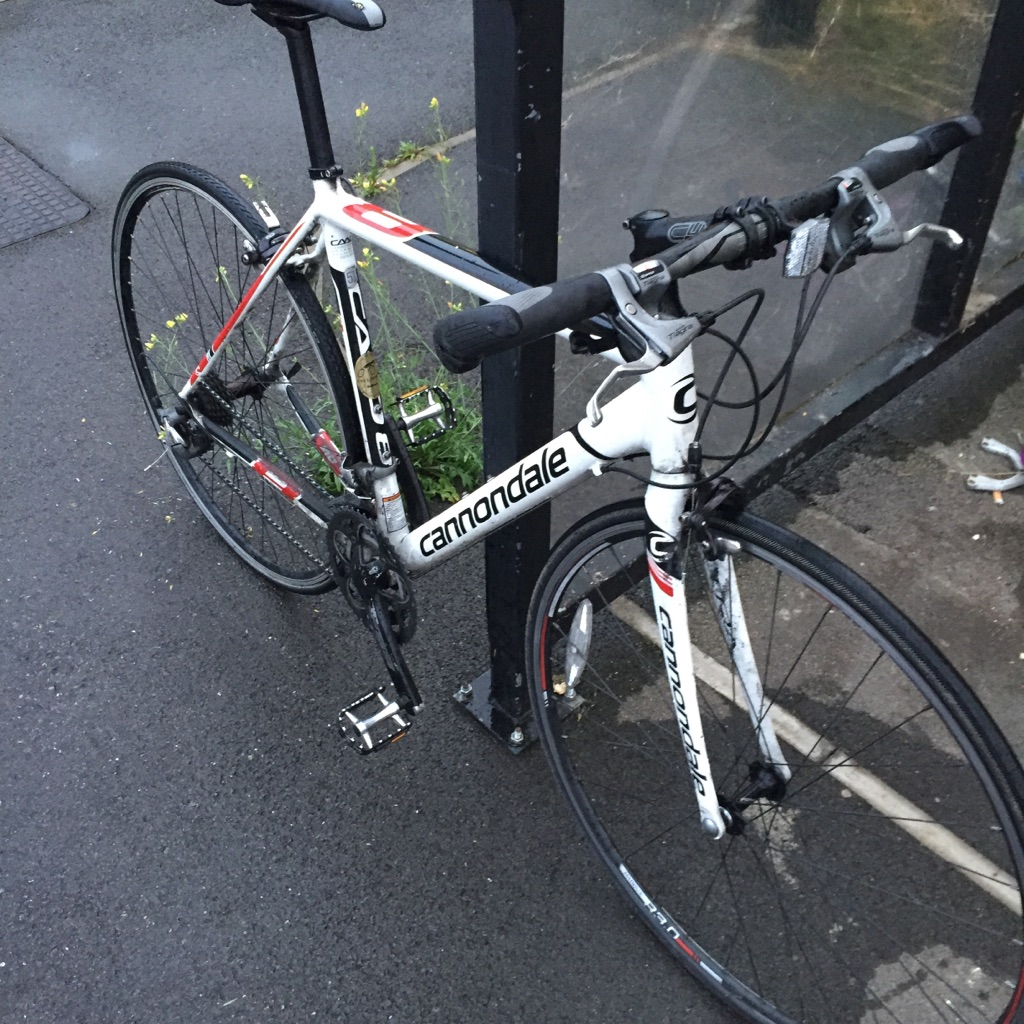 Cannondale Racer/road bike