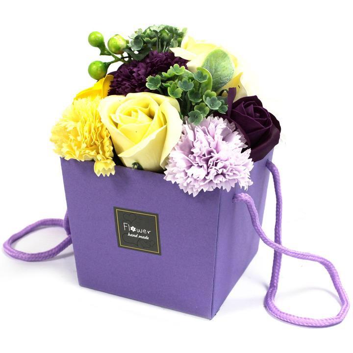 Soap Flower Boxes