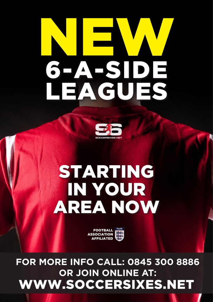 Ipswich 6-a-side league