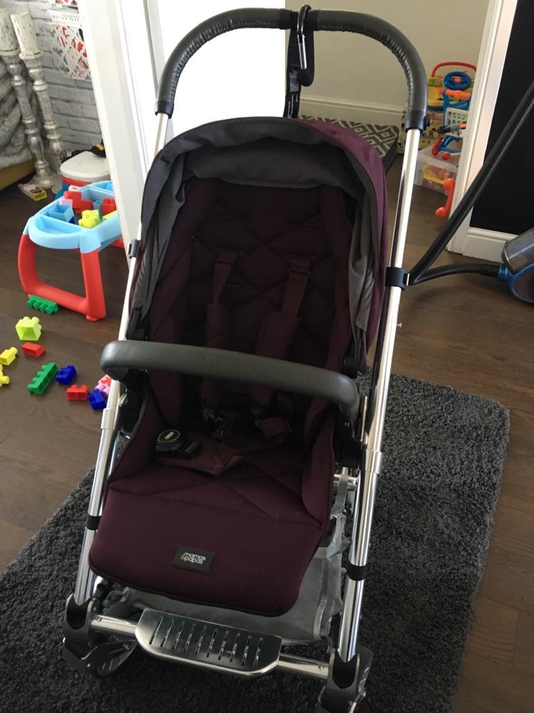 Mamas and papas urbo 2 pushchair and pram