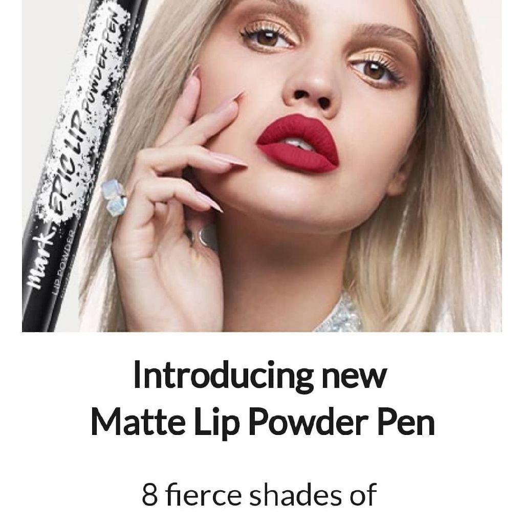 Avon New Mark Epic Lip Powder Pen
