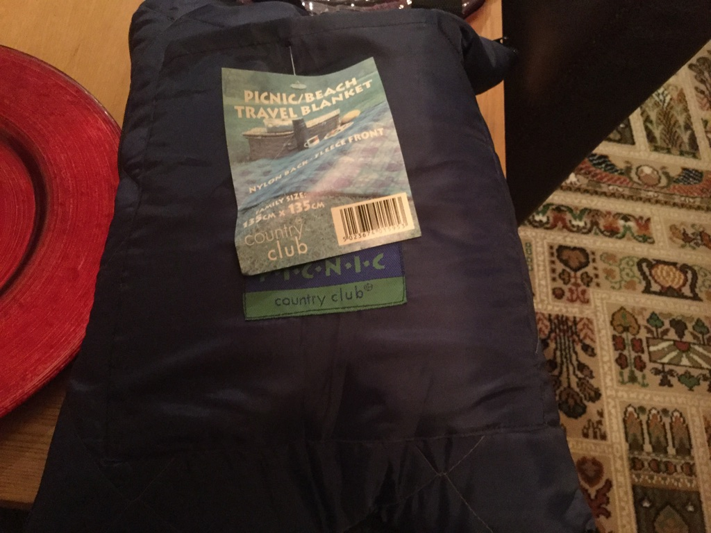 Picnic/beach/travel blankets