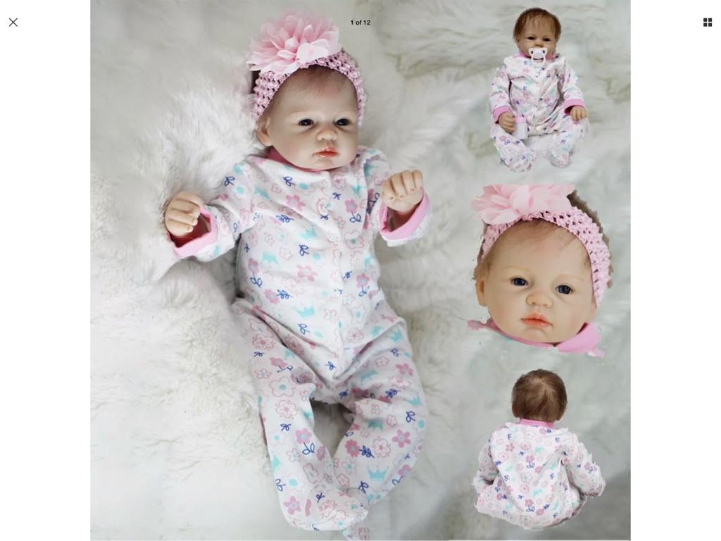 BABY REBORN BRAND NEW