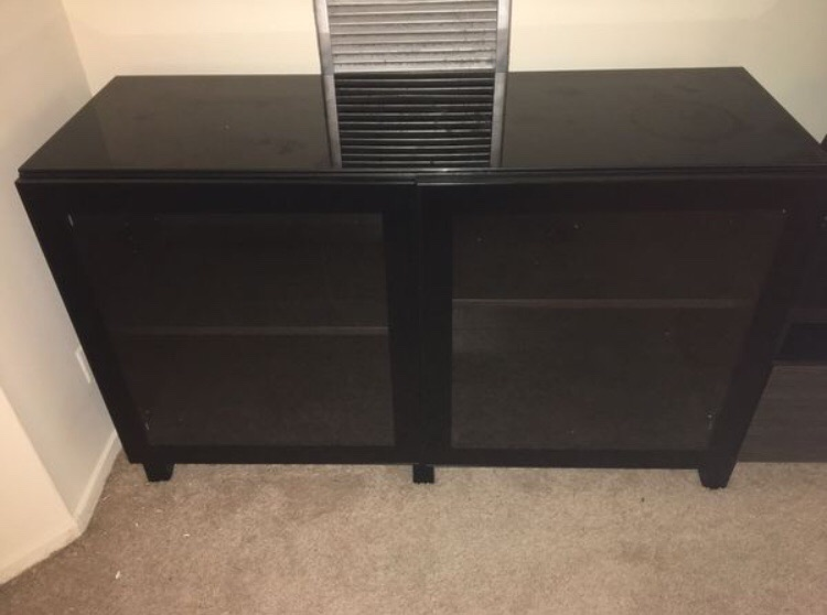 Bar Display Case - Tv Stand - Storage