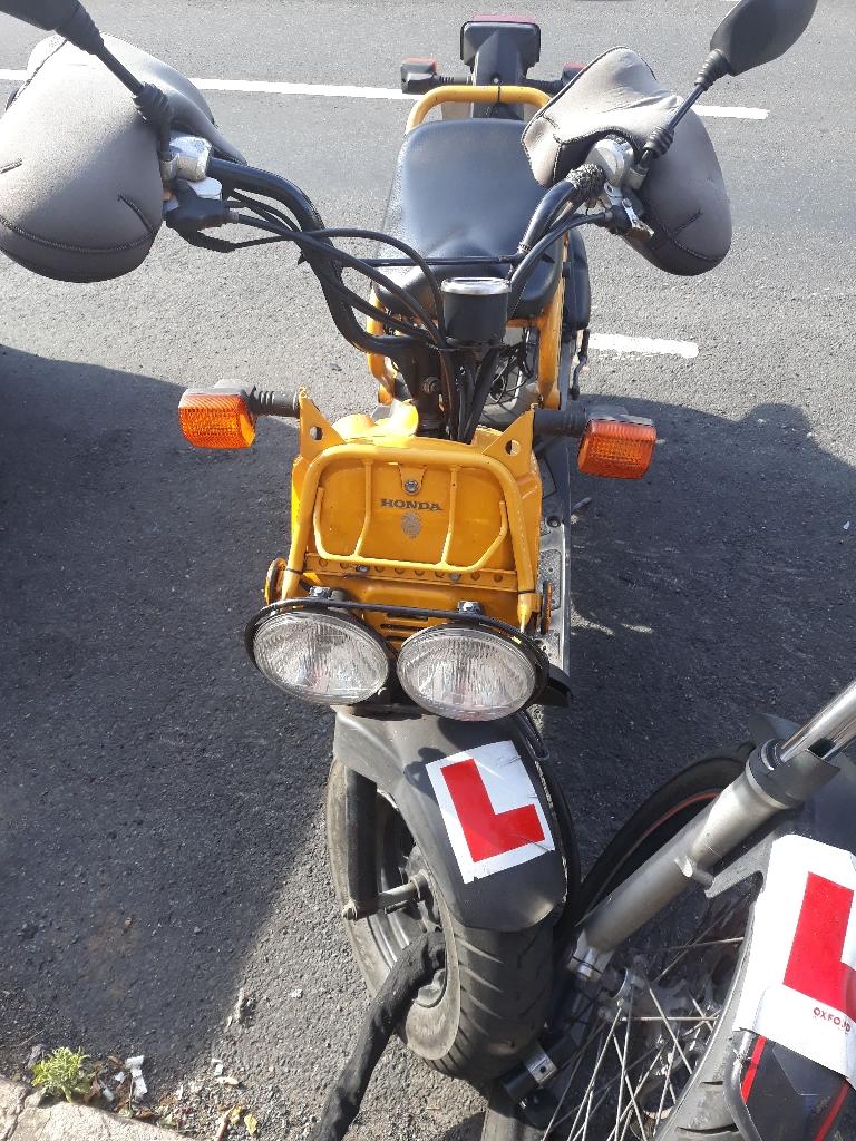 Honda Zoomer 50cc