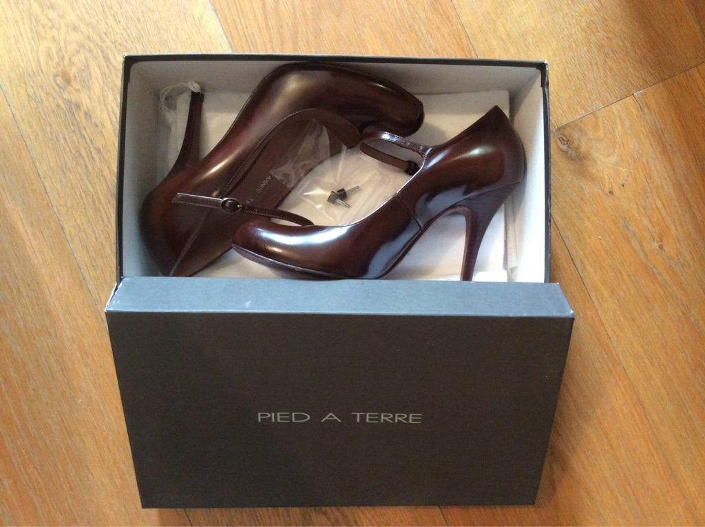 PIED A TERRE High Heel Ladies Shoes
