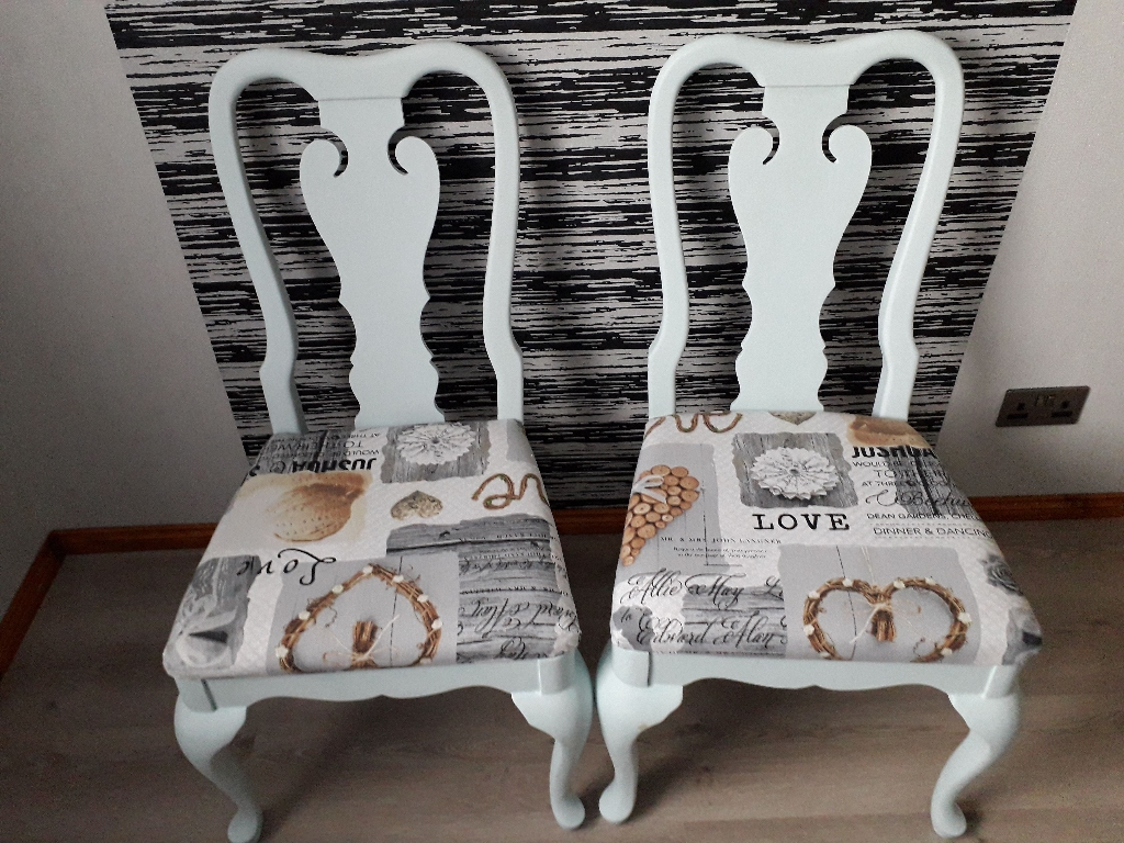 Chairs Shabby Chick