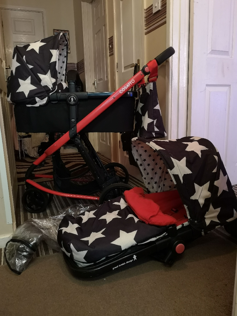 Cosatto giggle pram/Pushchair