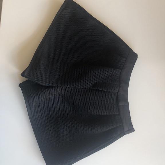 Maje black shorts size S