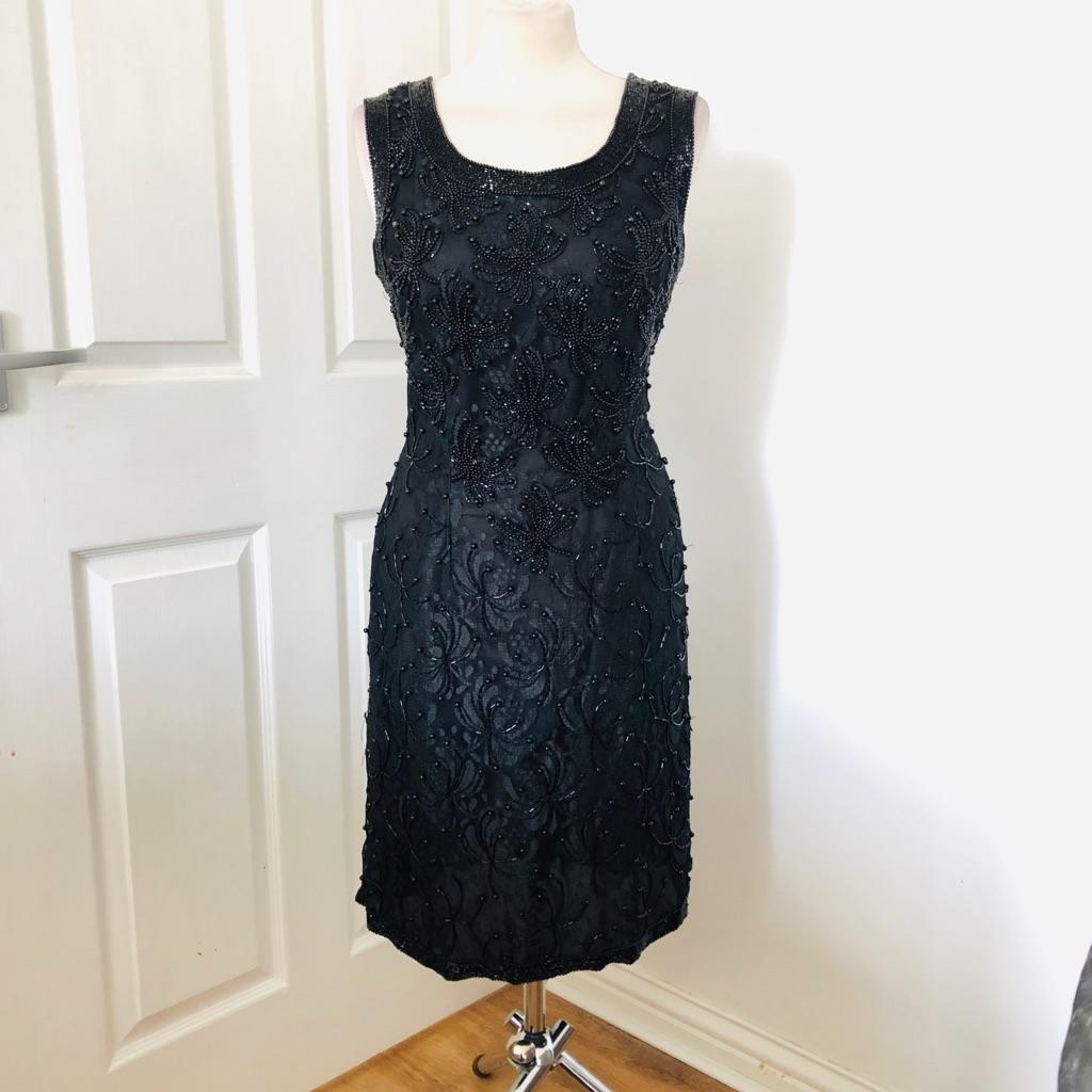 Women's Black vintage dress size XL