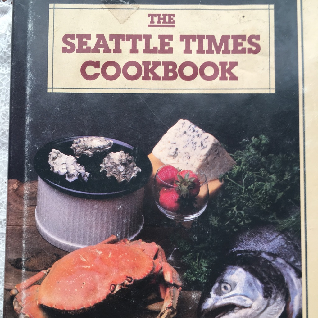 Seattle Times Cookbook