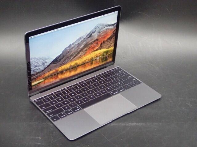 "MacBook Retina 12"" space grey 2016"