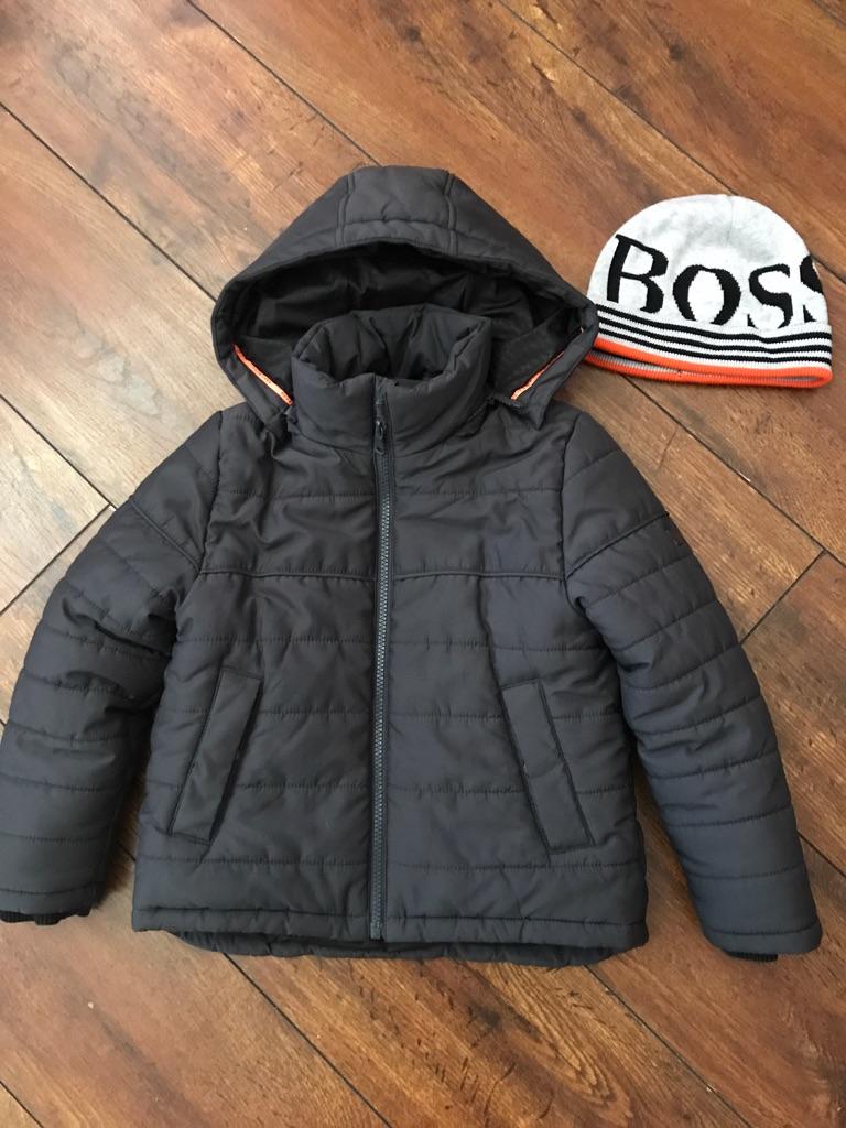 Hugo boss padded jacket
