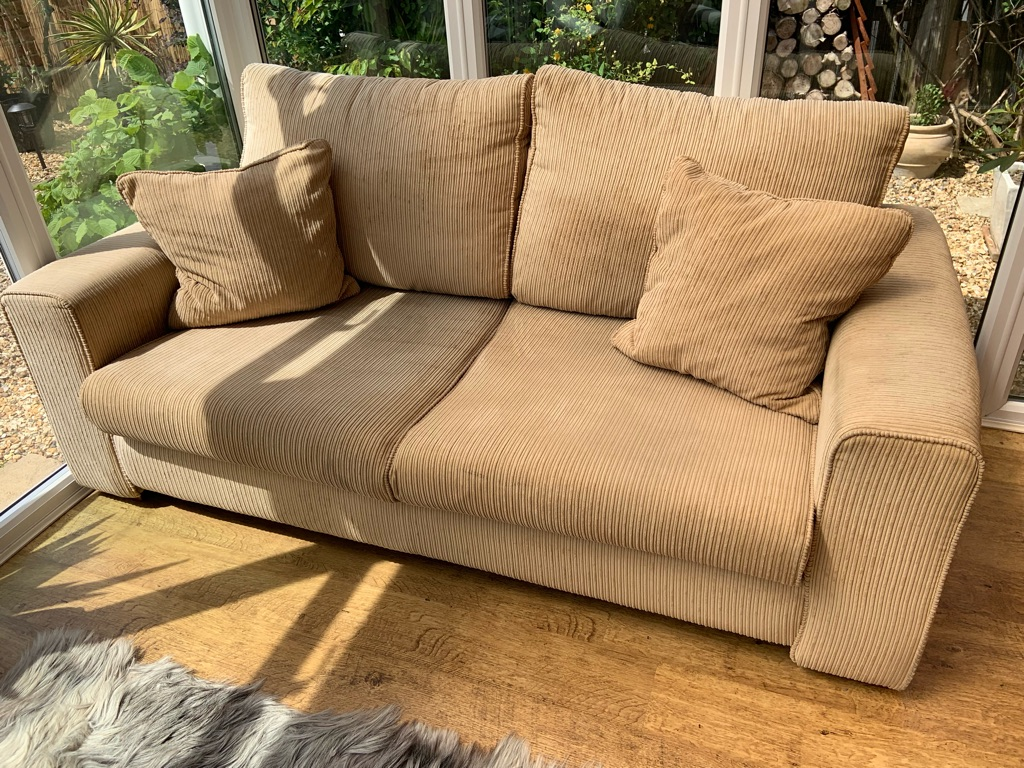 3 seater sofa - need quick sale