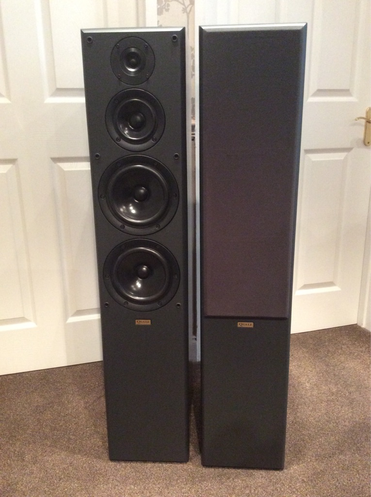 High End Retro Speakers