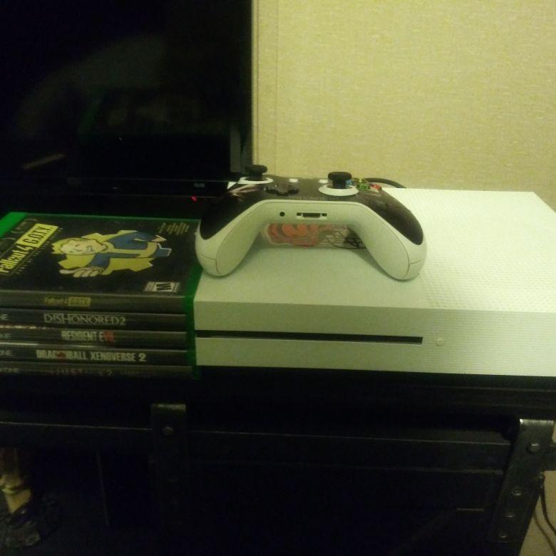 500GB Xbox One S