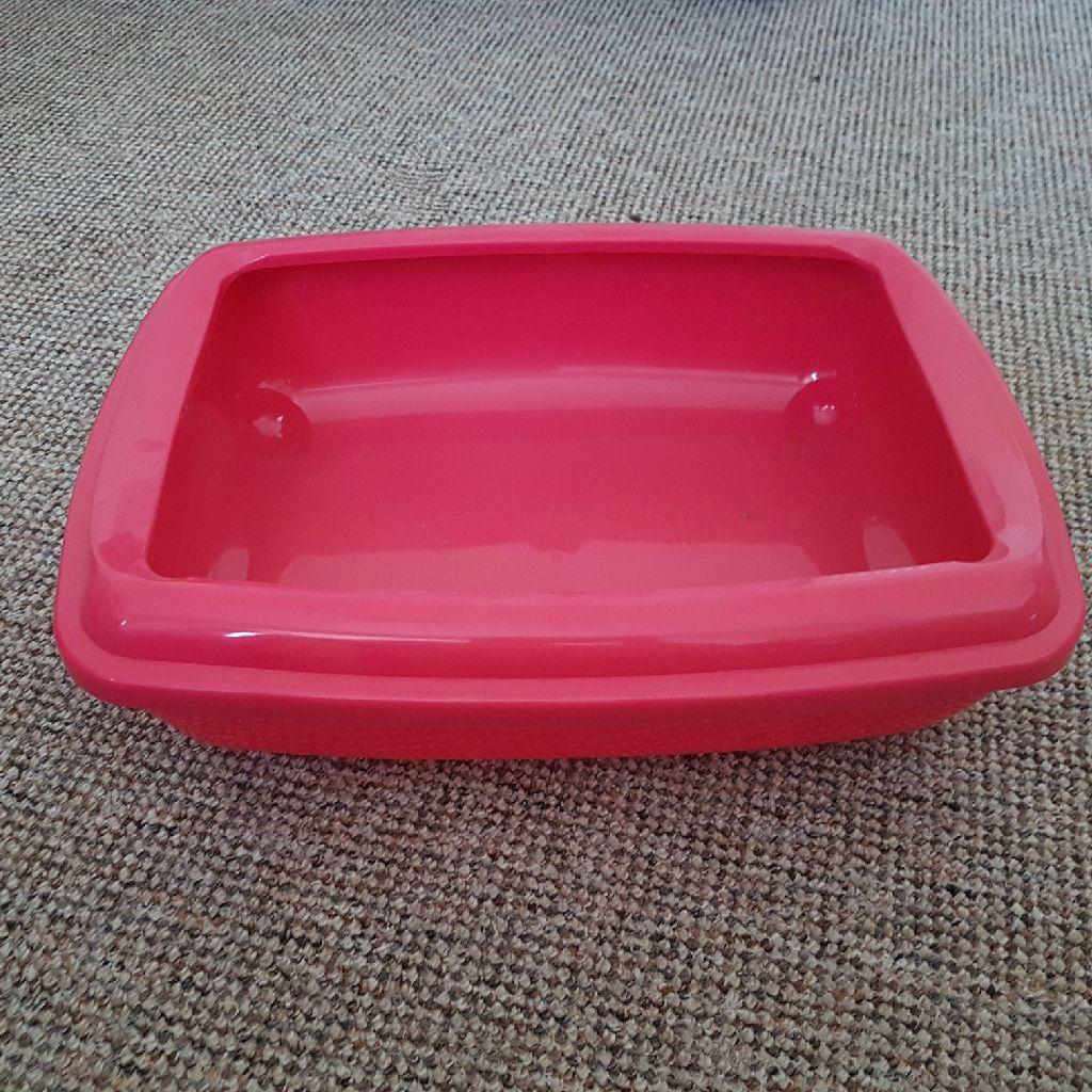Litter tray L 48cm x W 32cm x D 12cm