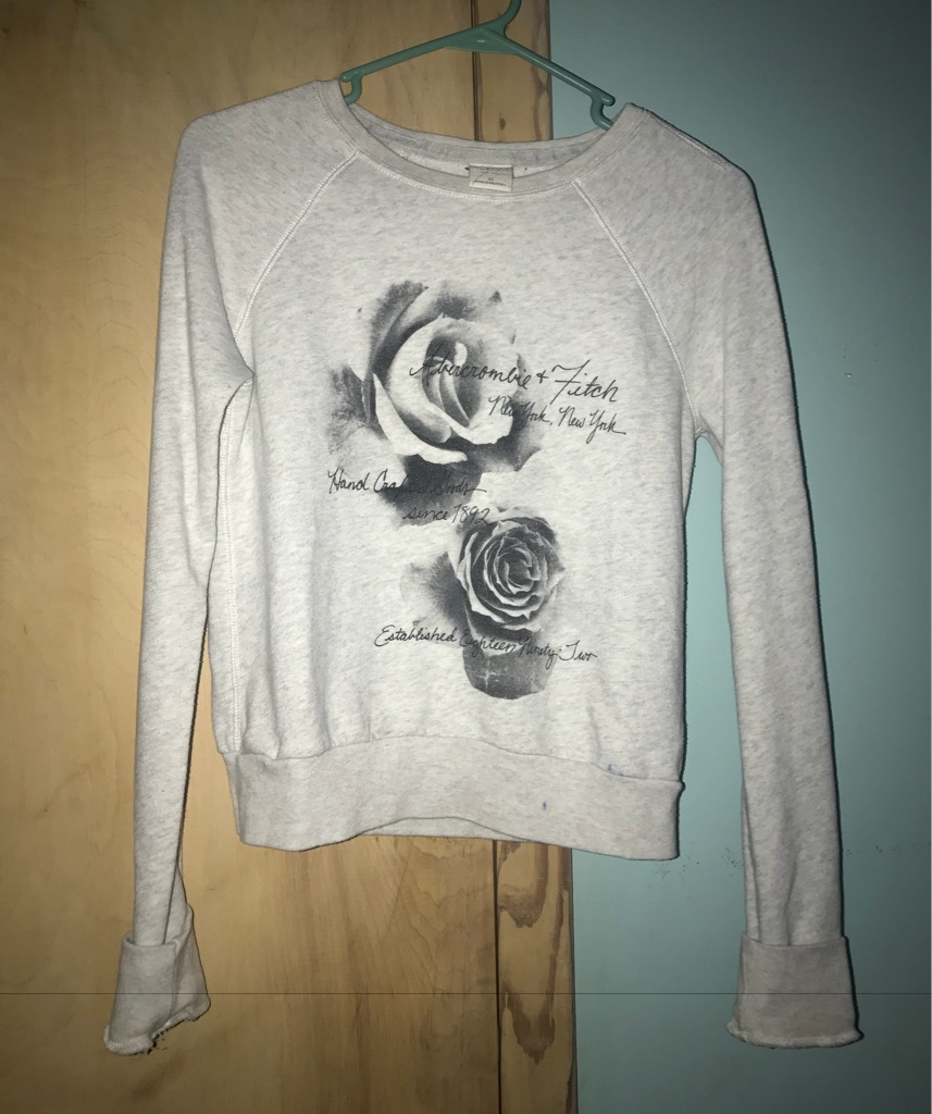Abercrombie & Fitch crew neck sweater