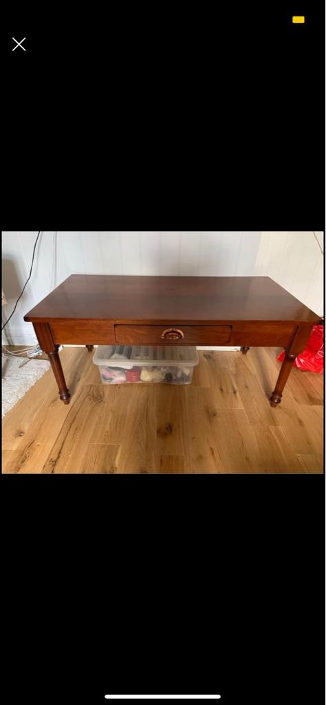 Laura Ashley coffee table