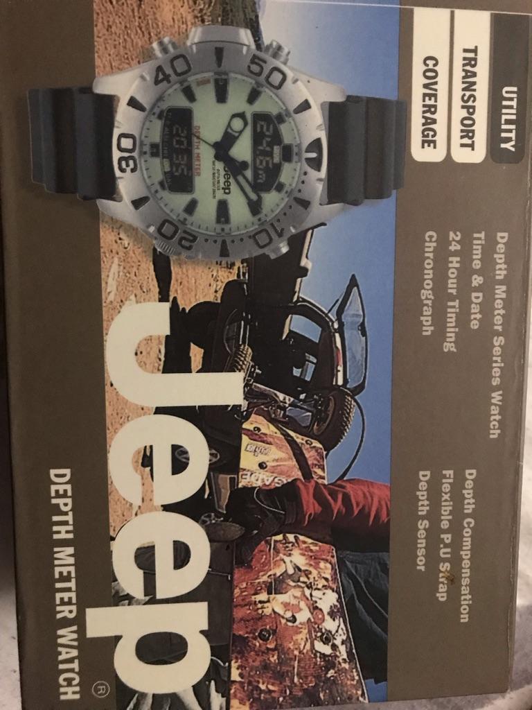 Jeep watch