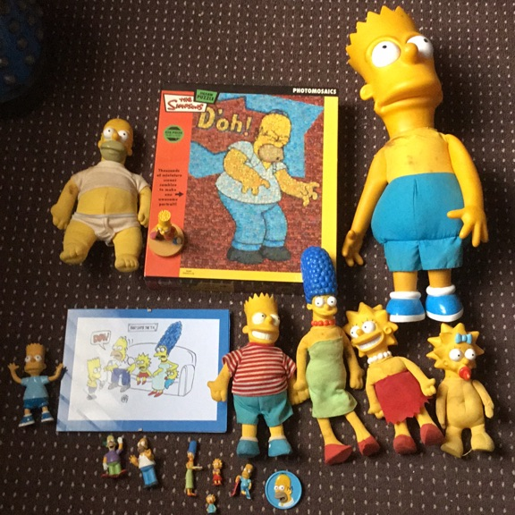 Simpson's collection